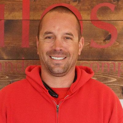Milosi Landscape Staff Todd