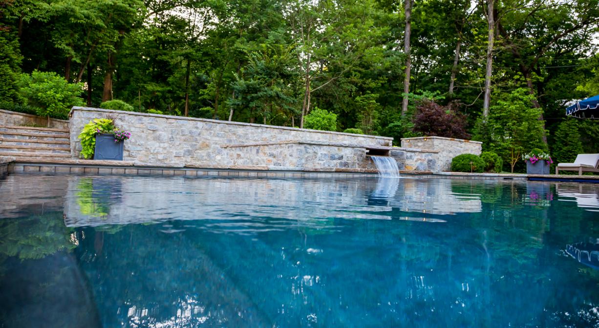 pool installation near me